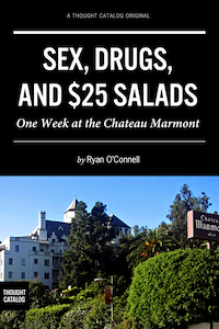 sex drugs and $25 salads