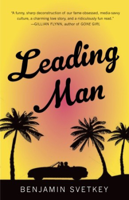 Leading Man Book Cover