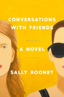 Conversations with Friends book cover